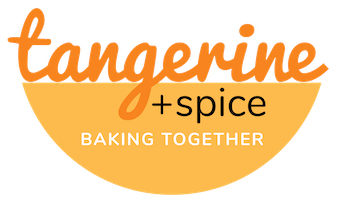 tangerine + spice - Baking together